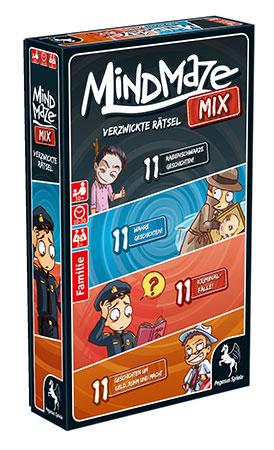 MindMaze - Mix
