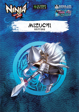 Ninja All-Stars - Mizuchi Erweiterung