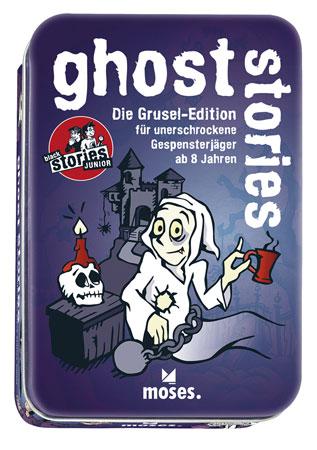 Black Stories Junior - Ghost Stories