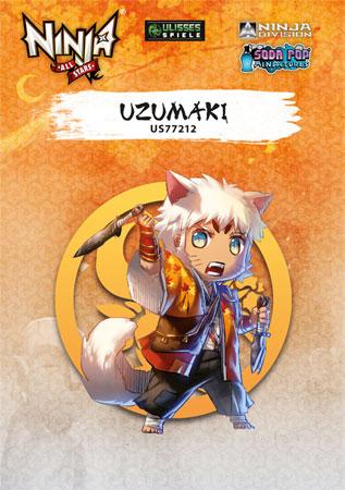 Ninja All-Stars - Uzumaki Erweiterung