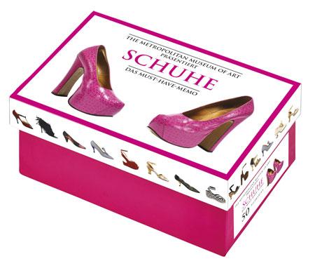 Schuhe - Das Must-Have-Memo