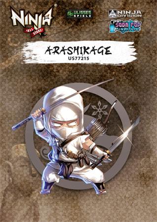 Ninja All-Stars - Arashikage Erweiterung
