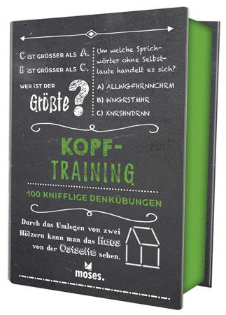 Quiz-Box - Kopf-Training