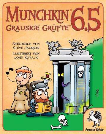 Munchkin 6.5: Grausige Grüfte