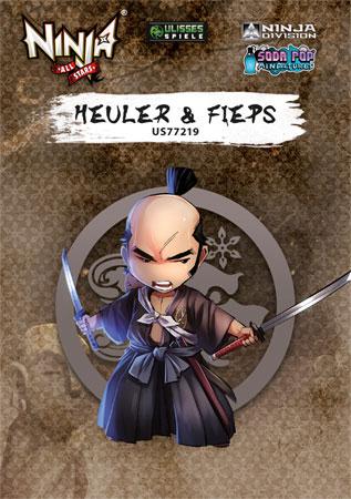 Ninja All-Stars - Heuler & Fieps Erweiterung
