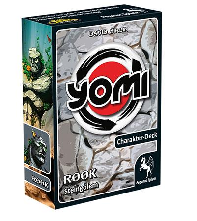 Yomi - Rook Erweiterung