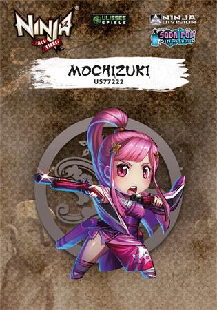 Ninja All-Stars - Mochizuki Erweiterung