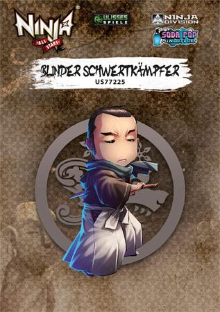 Ninja All-Stars - Blinder Schwertkämpfer Erweiterung