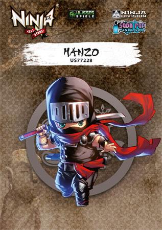 Ninja All-Stars - Hanzo Erweiterung