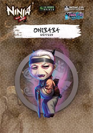 Ninja All-Stars - Onibaba Erweiterung