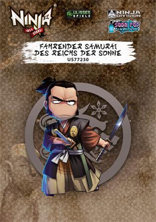 Ninja All-Stars - Fahrender Samurai des Reichs der Sonne Erweiterung