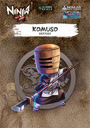 Ninja All-Stars - Komuso Erweiterung