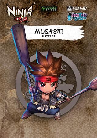 Ninja All-Stars - Musashi Erweiterung