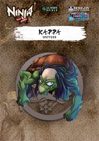 Ninja All-Stars - Kappa Erweiterung