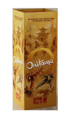 Onitama (engl.)