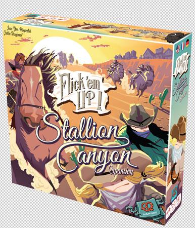 Flick´em Up! - Stallion Canyon Erweiterung