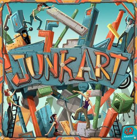 Junk Art (Holz-Edition)