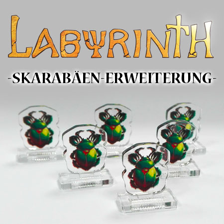 Labyrinth - Paths of Destiny - Skarabäus-Erweiterung