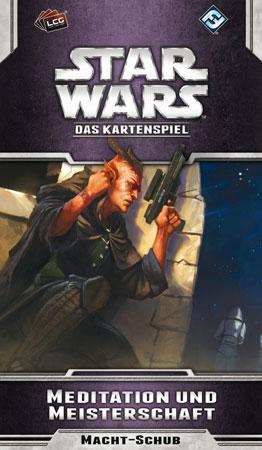 Star Wars - Das Kartenspiel - Meditation und Meisterschaft (Oppositionen-Zyklus 3)