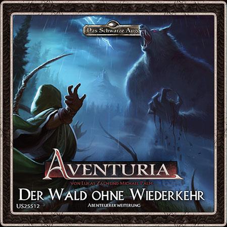 Aventuria - Der Wald ohne Wiederkehr Erweiterung