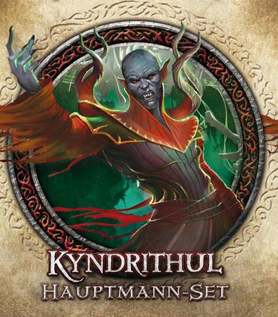 Descent 2. Edition - Kyndrithul Hauptmann-Set (dt.)