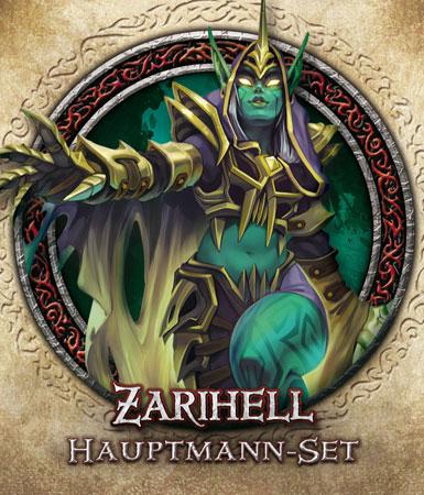 Descent 2. Edition - Zarihell Hauptmann-Set (dt.)