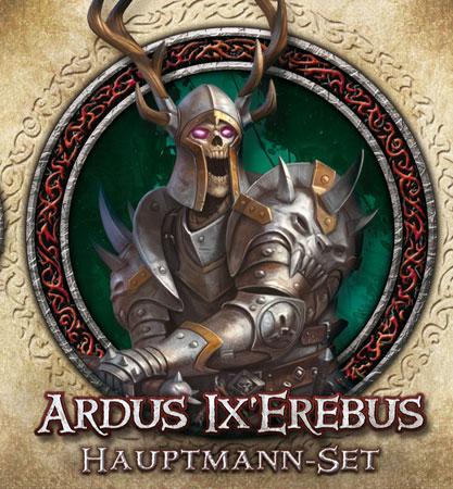 Descent 2. Edition - Ardus Ix`Erebus Hauptmann-Set (dt.)