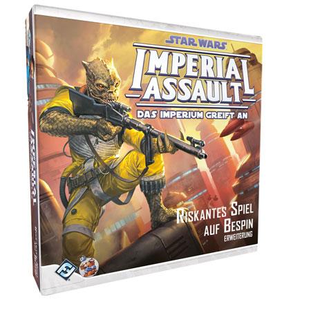 Star Wars: Imperial Assault - Riskantes Spiel auf Bespin Erweiterung