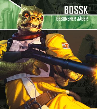 Star Wars: Imperial Assault - Bossk Geborener Jäger Erweiterung