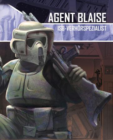Star Wars: Imperial Assault - Agent Blaise ISB-Verhörspezialist Erweiterung