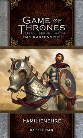 Der Eiserne Thron - Das Kartenspiel 2. Edition - Familienehre (Krieg der Fünf Könige 3)
