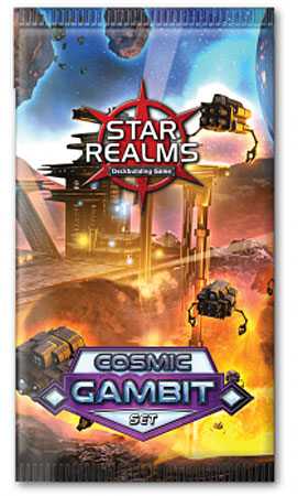 Star Realms - Cosmic Gambit Erweiterung (engl.)