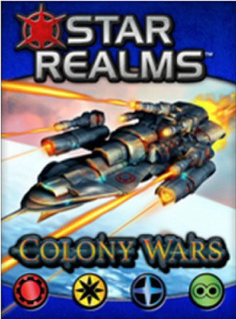 Star Realms - Colony Wars (engl.)