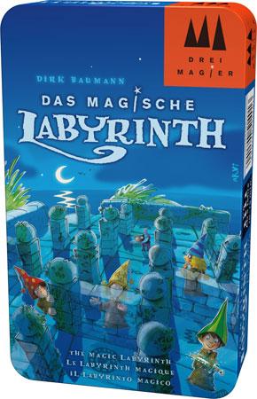 Das magische Labyrinth - Mitbringspiel