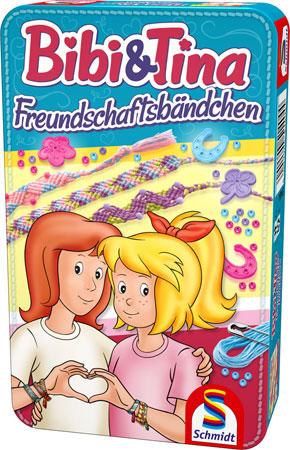 Bibi & Tina - Freundschaftsbändchen
