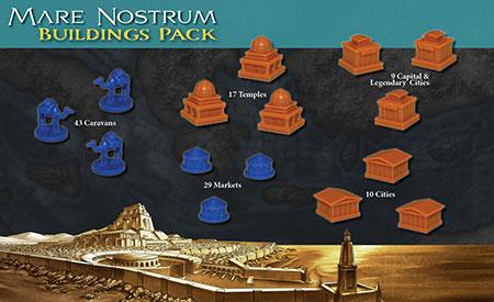 Mare Nostrum - Buildings Erweiterung