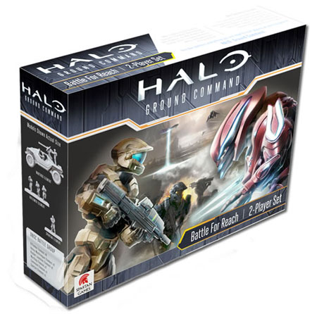 Halo - Ground Command - Battle for Reach (engl.)