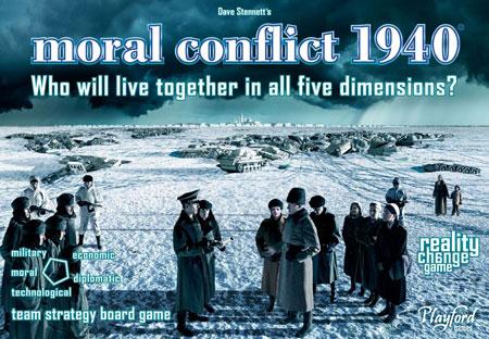 Moral Conflict - 1940 (engl.)