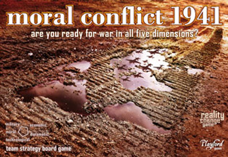 Moral Conflict - 1941 (engl.)