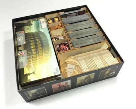 GeekMod - Sortierbox aus Holz für 7 Wonders