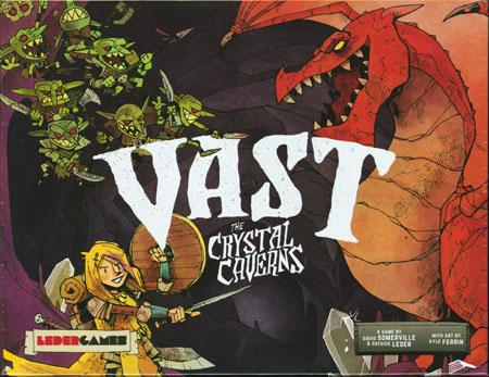 Vast - The Crystal Caverns (engl.)