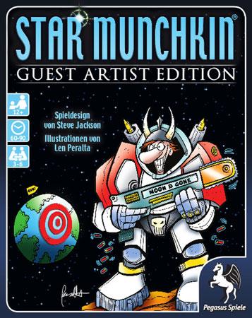 Star Munchkin – Guest Artist Edition - Peralta Version