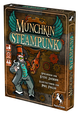 Munchkin - Steampunk