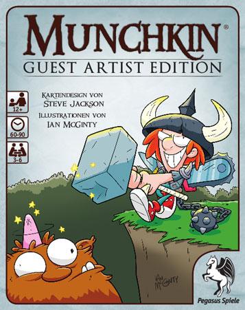 Munchkin – Guest Artist Edition - McGinty Version