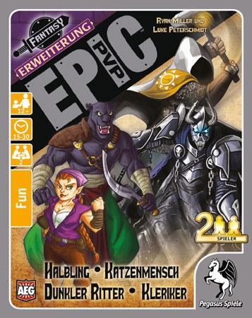 Epic PvP - Halbling, Katzenmensch, Ritter & Kleriker Erweiterung 2
