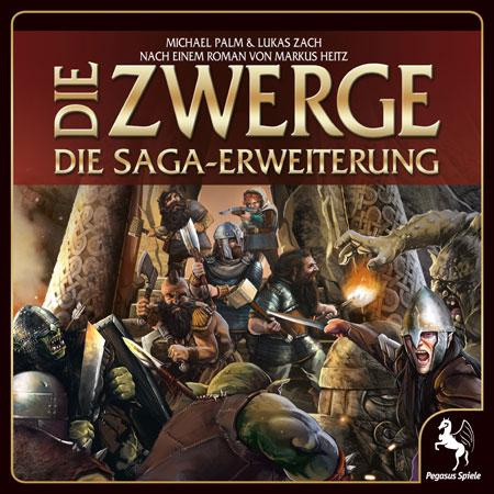 Die Zwerge - Saga Erweiterung