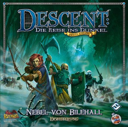 Descent 2. Edition - Nebel von Bilehall Erweiterung