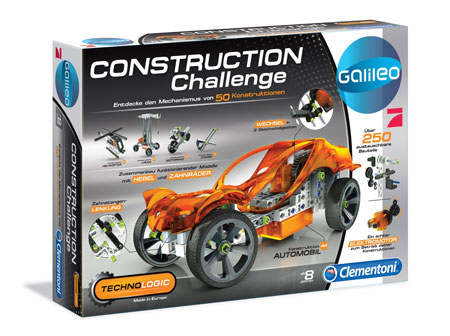 Galileo - Construction Challenge (ExpK)