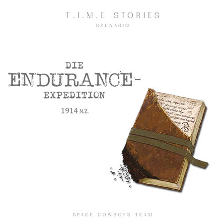 T.I.M.E Stories - Die Endurance Expedition Erweiterungsszenario