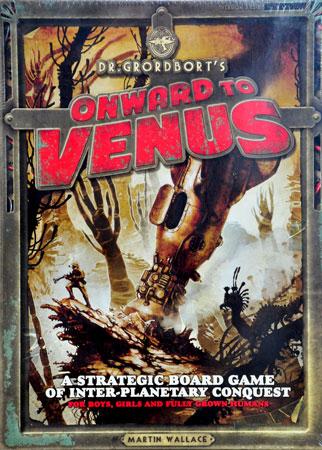 Onward to Venus (engl.)